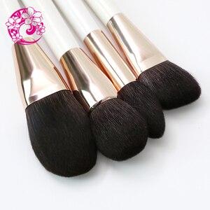 Image 5 - Энергетическая брендовая Высококачественная кисточка для волос, кисти для макияжа, Maquillaje Pinceaux Maquillage Pincel bzy