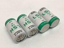 Wholesale 50pcs/lot New Original SAFT LSH14 C 3.6V 58000mAh Lithium Battery Batteries Non-rechargeable(LSH20) Made in France