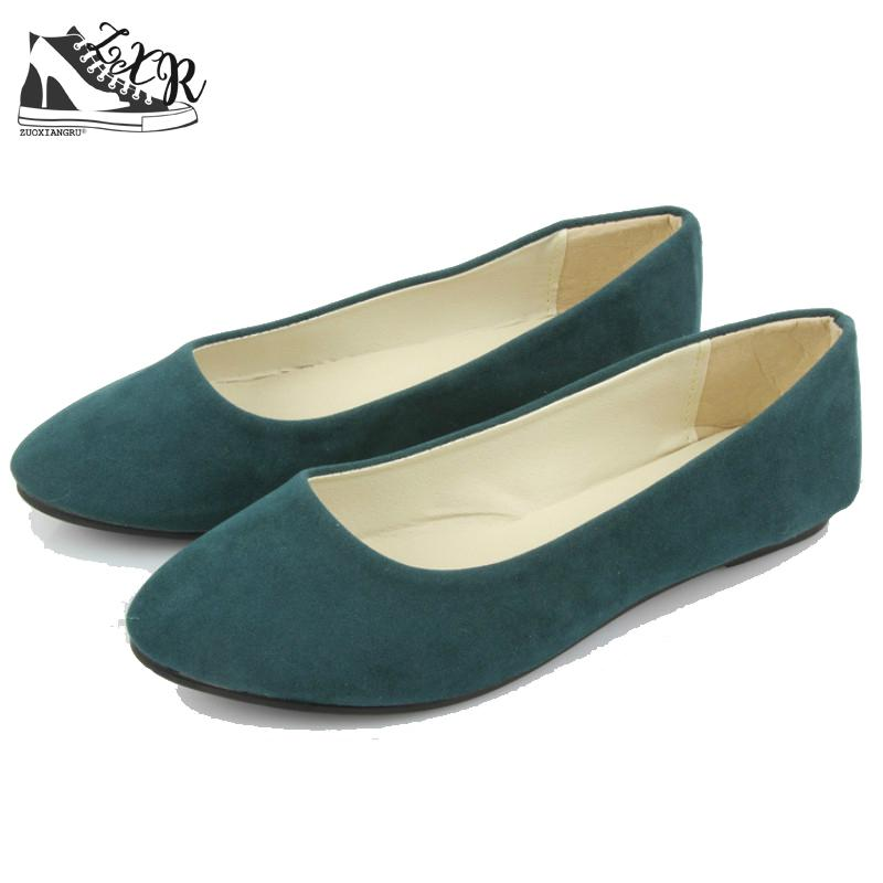 22 Colors Loafers Slip-on Women Shoes Candy Color Spring Summer Women Flats Big Size Comfortable Shoes Woman EU41/42/43 free shipping candy color women garden shoes breathable women beach shoes hsa21