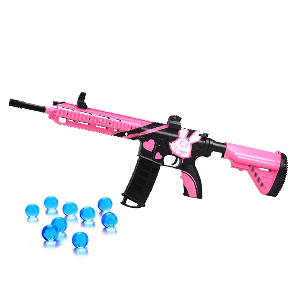 Electric M416 Toys Water Gun Gel Blaster Gel Ball Airsoft Air Guns Sniper Automatic Outdoor Shooting Game Toy For Boys Adult