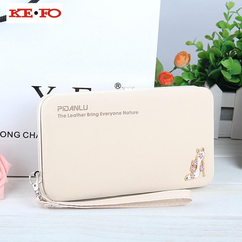 Women Wallet Purse Long Design Wallet Case Universal Cover For Samsung Galaxy J1 J3 J5 J7 2016 2017 US Version EU Version Coque