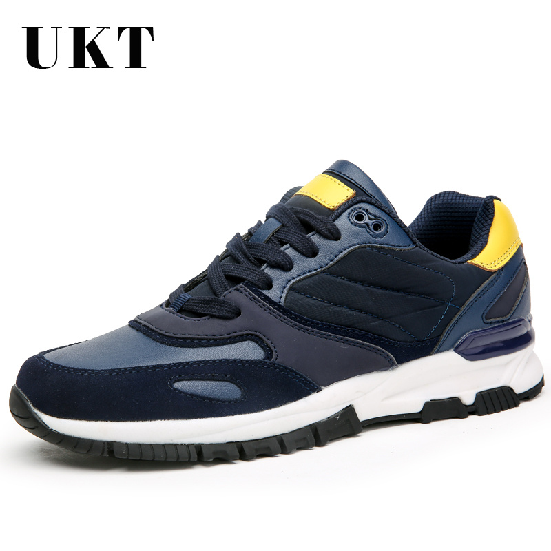 Printemps et automne chaussures décontractées hommes respirant 2018 nouveau mâle adulte baskets maille résistant à l'usure marque de mode léger hommes chaussure