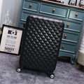 EVISPO Girls Large Capacity Travel Suitcases, Men Business Travelling Luggage, Women Waterproof Spinner Trolley Suitcase