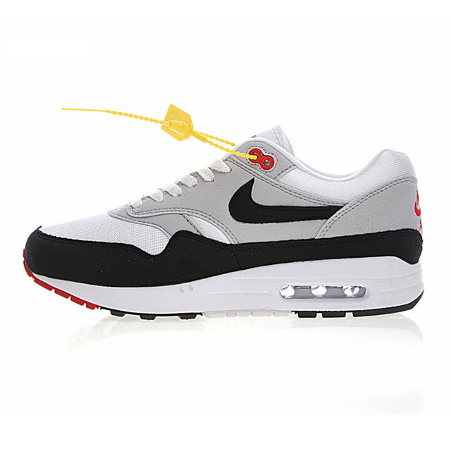finest selection b0d2c 59c99 Online Shop Nike Air Max 1 Anniversary Men Running Shoes, White ...
