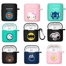 Silicone Protective Case for Honor FlyPods / Honor FlyPods Pro / Huawei FreeBuds 2 Pro Charging bin Anti slip Earphone Store Box