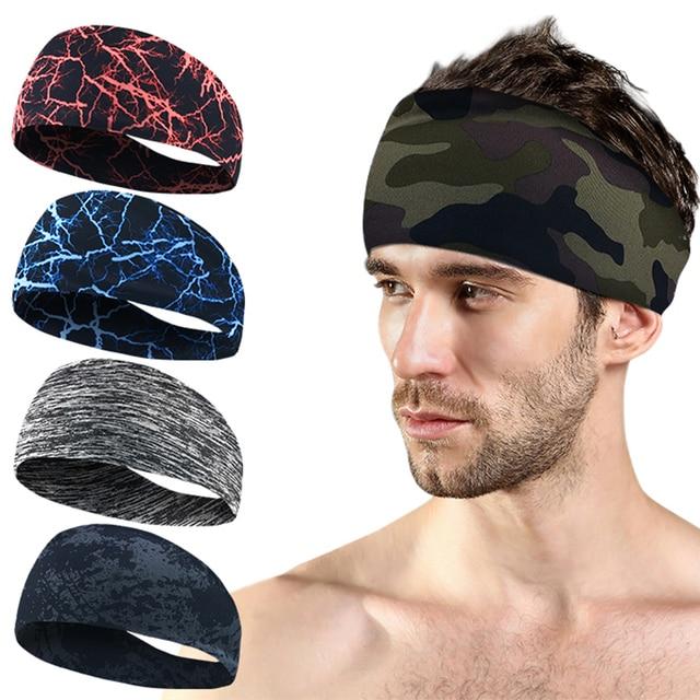Sport Sweat Headband / Sweatband For Men