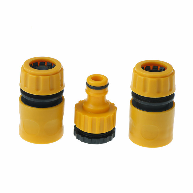 3Pcs Hose Connector