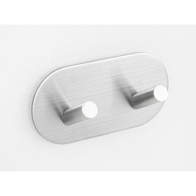 Ganchos para colgar ropa estilo moderno pared de acero for Ganchos metalicos para colgar ropa