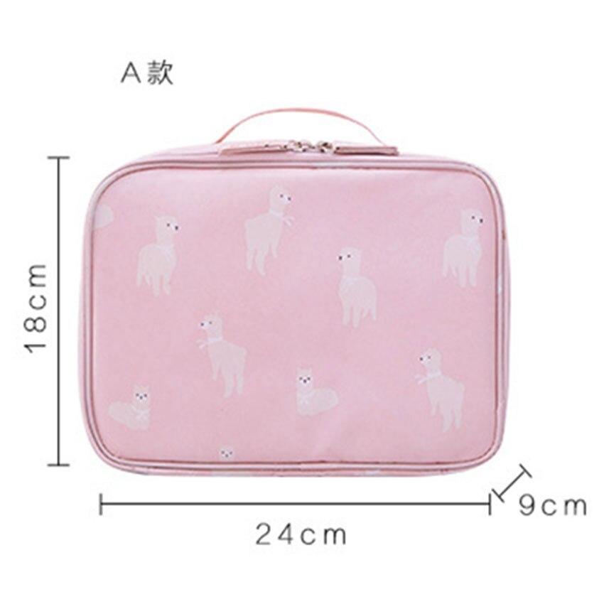 15f91039e3b0 Men Women Make up Makeup Organizer Bag Cosmetic Bag Toiletry Portable  Outdoor Travel Kits