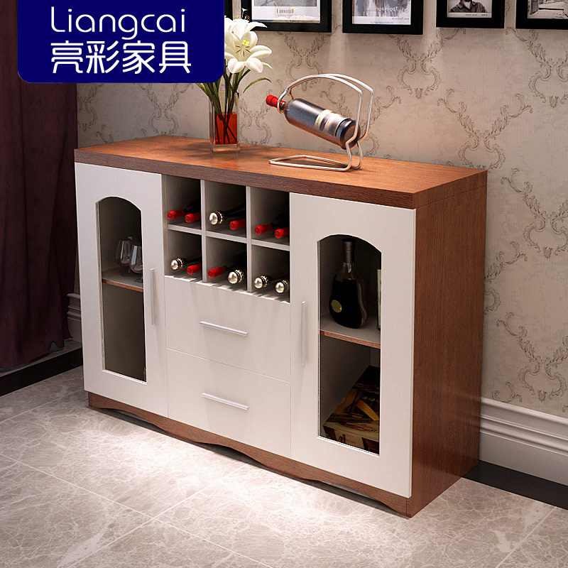 brightly colored sideboard cabinet lockers wood color double door cupboard food pantry cabinet side table sideboard