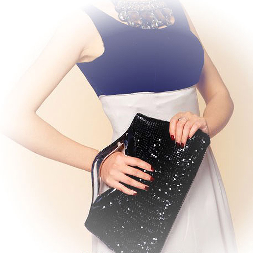 Fashion Women Clutch Lip Paillette Sequins  Handbag Evening Bag Party Wedding Banquet 5 colors High Quality 35 rhinestone sequins clutch evening bag