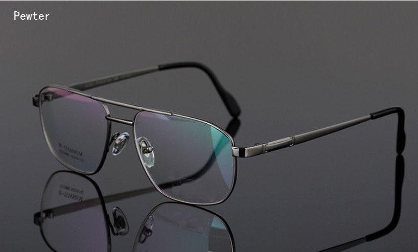 Pure Titanium full rim frame Men male eyeglasses titanium sunglasses frame ; pure titanium full rim frame men male eyeglasses titanium sunglasses frame