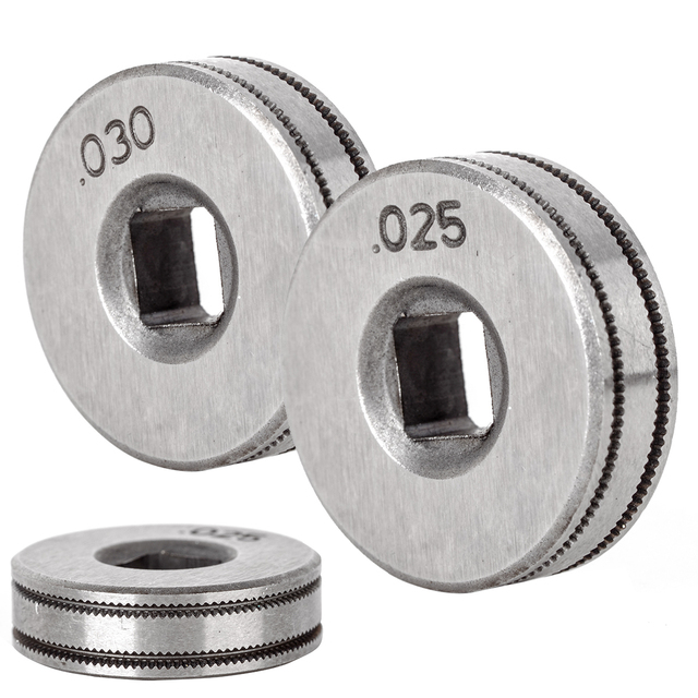 Mayitr Mig Welder Wire Feed Drive Roller Roll Wheel Consumables Kits ...