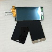 Ограниченное предложение Для Samsung Galaxy J5 2016 j510fn J510F j510g j510y j510m j510 Сенсорный экран планшета Сенсор Стекло + ЖК-дисплей Дисплей Панель сборки