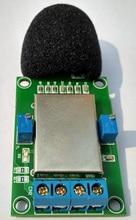 Analogowy przyrząd do pomiaru hałasu 4 20mA czujnik hałasu 0 5V 0 10v poziom dźwięku miernik decybeli...