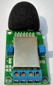 Analog quantity Noise measuring instrument 4-20mA Noise sensor 0-5V 0-10v Sound level decibel meter Noise transmitters фото