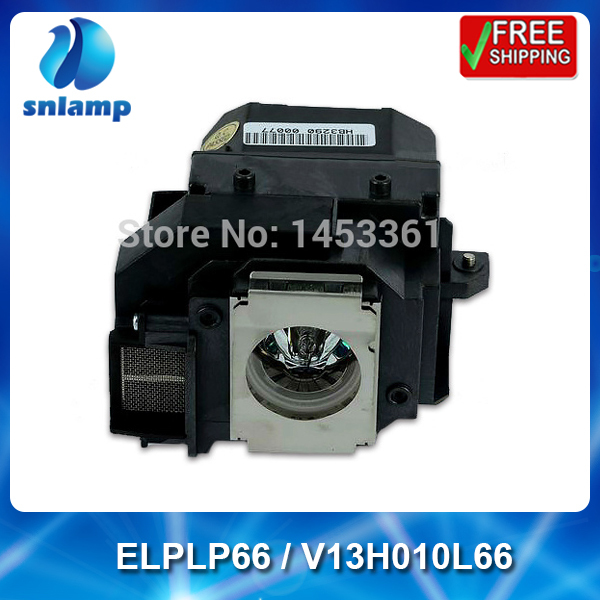 Snlamp original projector ELPLP66 V13H010L66 compatible lamp bulb with housing for MovieMate 85HD ect.Snlamp original projector ELPLP66 V13H010L66 compatible lamp bulb with housing for MovieMate 85HD ect.