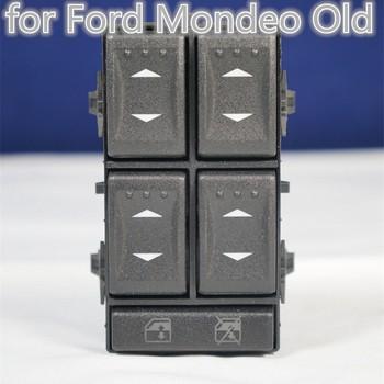 Polarlander Original Elektrische Schalter für Fensterheber Hebe Schalter 3S7T14A132BA für F/ord M/ondeo Alte Tür Vorne Links Master