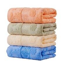 Хлопковое одеяло, японский стиль, для взрослых, полный размер королевы, цветочный узор, жаккардовое летнее полотенце, одеяла на кровать
