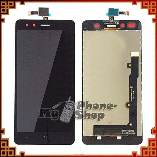 imágenes para Nuevo Para BQ Aquaris X5 LCD Pantalla Completa con Panel Táctil Digitalizador Negro/Blanco Envío Libre del Color
