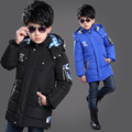 Winter Jackets Boys 2016 New Children's Winter Jackets Down Cotton-padded Outerwear & Coats
