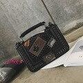 2017 Luxury Handbags Women's Bag Women Messenger Bags PU Handbags Snake Purses Famous Brand Designer Tote Ladies Hand Bag