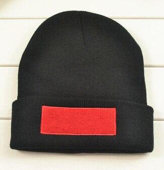 Prix pour Balaclava supremeds coupe-vent tricot chapeau classique supercool cap Sport Randonnées Courir Caps pour l'hiver automne garder au chaud chapeau