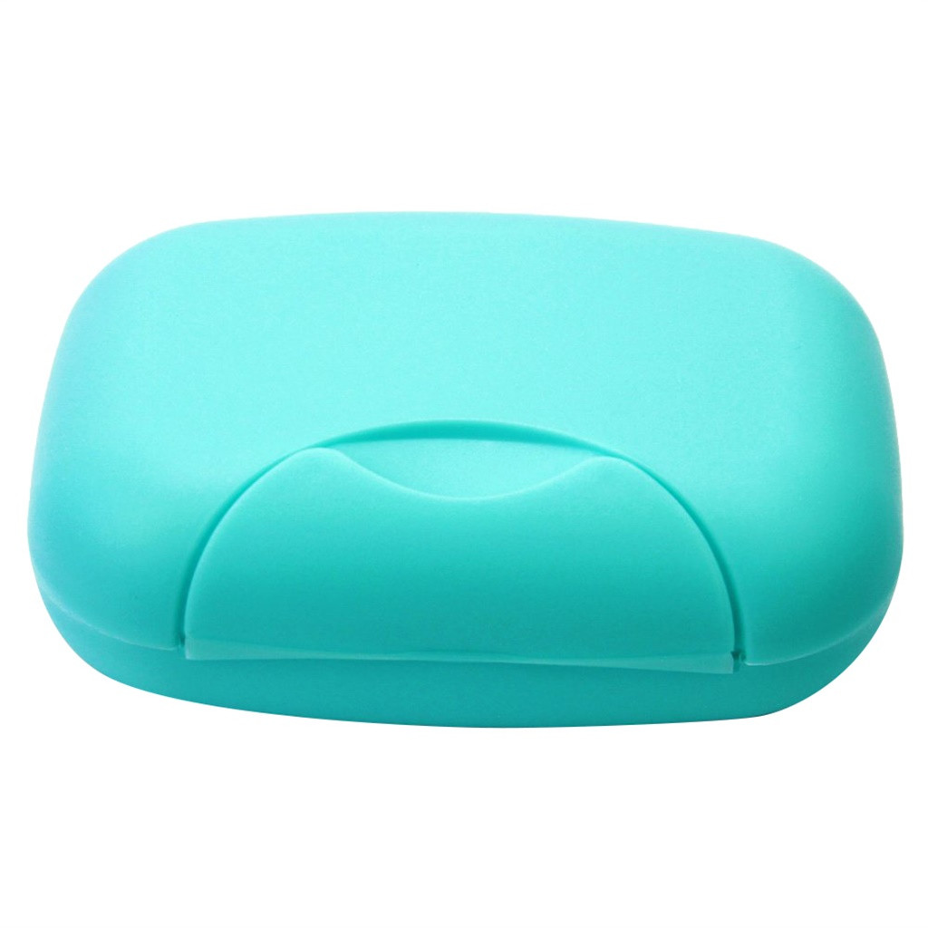 Case Container Soap-Box Bathroom-Tools Hiking-Holder Shower Travel H0404 Dish-Plate Home