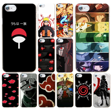 Hokage Naruto anime Cover Case for iphone 4 4s 5 5s se 6 6s 8 plus 7 7 Plus X
