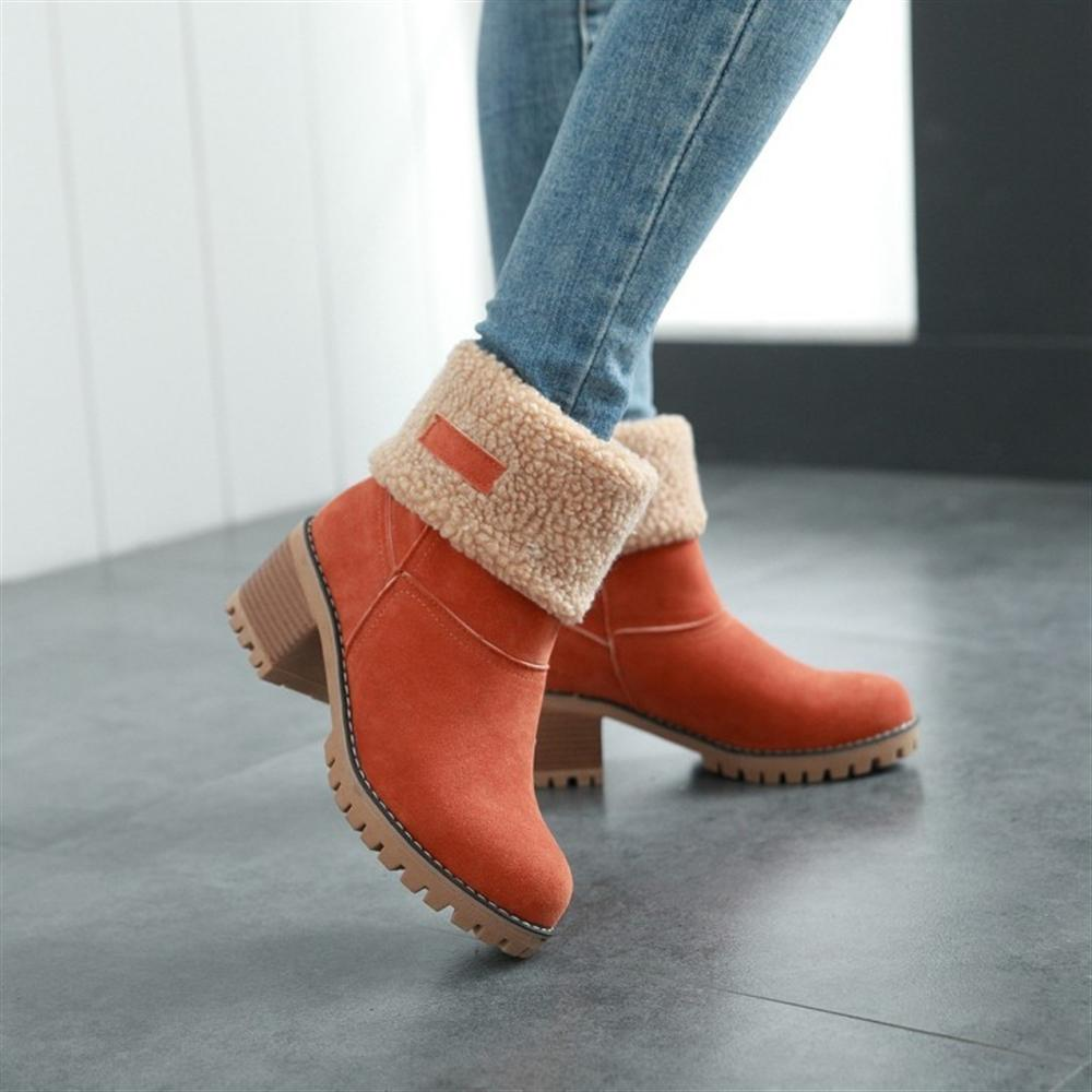2018 New for cold winter snow Boots Women