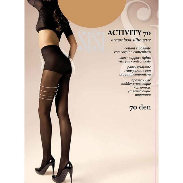 Колготки женские Sisi ACTIVITY 70