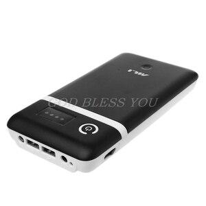 Image 2 - Double USB QC 3.0 6x18650 batterie bricolage boîtier de batterie avec lumière LED cc 9V 12V chargeur pour iPhone Xiaomi tablette de téléphone portable