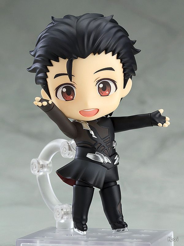 Nendoroid 736 Yuri On Ice Victor Katsuki Yuri PVC Action Figure Collectible Model Toy 10cm