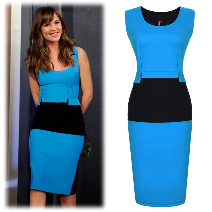 Popular Women Career Dresses-Buy Cheap Women Career Dresses lots ...