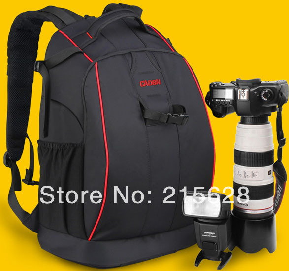 Top quality large capacity professional burglarproof Digital SLR Photo Camera Backpack DSLR waterproof Bag for Canon and Nikon