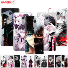 HAMEINUO Tokyo Ghoul anime Kaneki Ken Cover phone Case for Xiaomi redmi 5 4 1 1s 2 3 3s pro PLUS redmi note 4 4X 4A 5A(China)