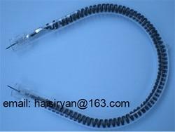 Kwarcowy rury z włókna węglowego podczerwieni grzejnik dla PVB