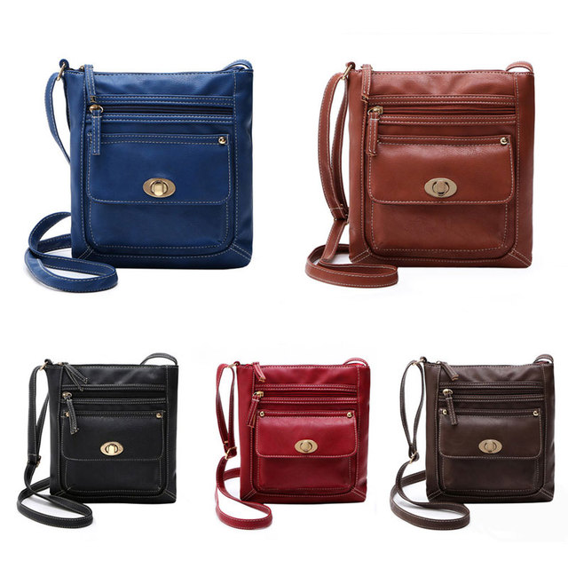 Women Messenger Bags Women's Handbag PU Leather Crossbody Shoulder Bag Small Female Bucket Bag bolsos mujer bolsas femininas