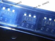 5 pcs 10 pcs MAX6817EUT MAX6817 סימון aaau SOT23 6 100% חדש מקורי