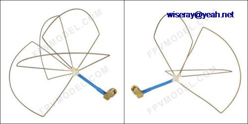 DHL/EMS 11.2G Mushroom Omni TX/RX Antenna Set for FPV 2 years warranty-A1
