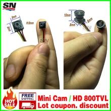 New HD 800TVL 8*8MM mini Analog DIY Module cctv Camera Home Security Surveillance cctv camera FPV CMOS Camera free shipping