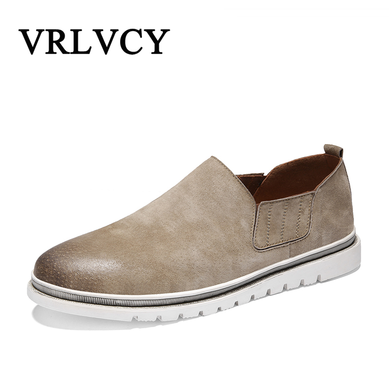 Men Leather Shoes Fashion Casual Men Shoes Male Flats Shoes Slip On Leather Mens Loafers Moccasins dxkzmcm men casual shoes fashion men shoes leather men loafers moccasins slip on men flats male shoes