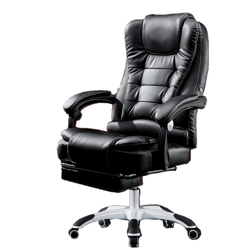 Luxury Quality  Office Poltrona H-3 Live Gaming Boss Silla Gamer Chair Can Lie Massage Synthetic Leather Ergonomics Household