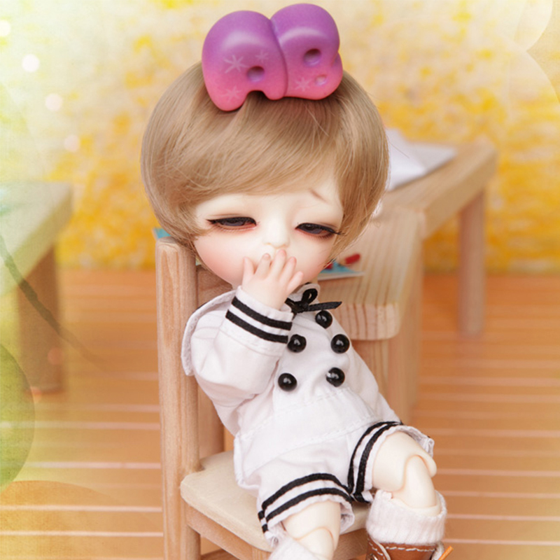 AQK(AQK) 1/8 BJD Louis wants to sleep doll (free send a pair of eyes) недорго, оригинальная цена