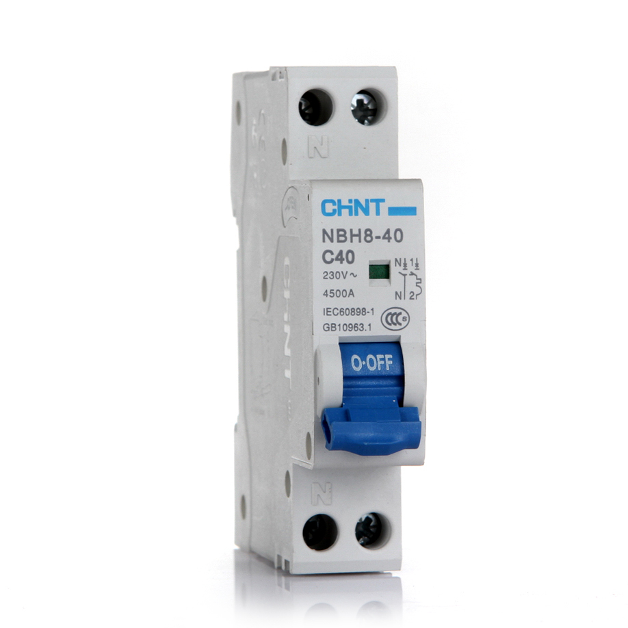 Chint Electric high performance small air switch circuit breaker 1P ...