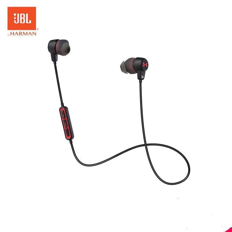 JBL UA 1.5 Upgraded Version Wireless Bluetooth Sports Headset Running Headphone Waterproof headphones гарнитура jbl e55bt белый jble55btwht