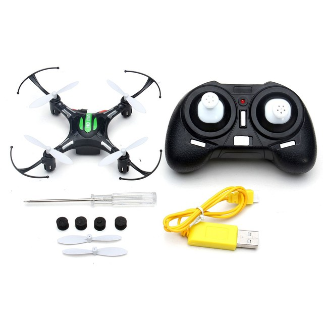 Eachine H8 Mini Headless RC Helicopter Mode 2.4G 4CH 6 Axle Quadcopter RTF Remote Control Toy MODE1 2