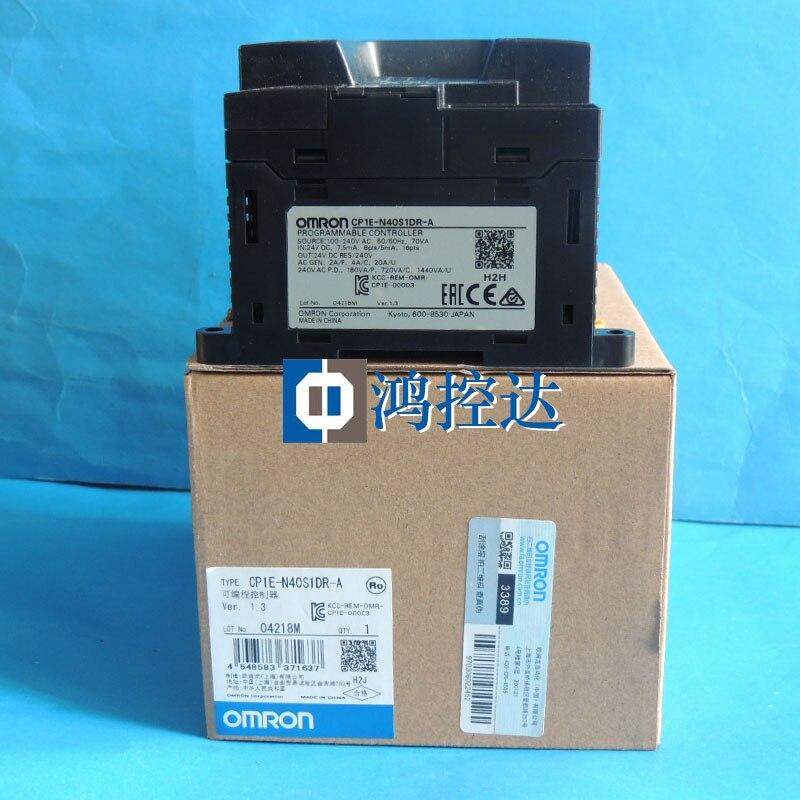 Special [brand new original] OMRON PLC module CP1E-N40S1DR-ASpecial [brand new original] OMRON PLC module CP1E-N40S1DR-A