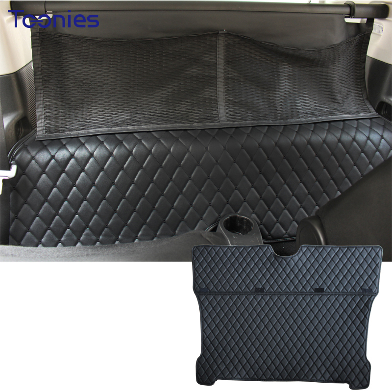 Smart Fortwo Anti Dirty Pad Car Trunk Anti Kick Mat Back Seat Cushion Protector Keep Clean Interior Accessories Car Styling 100% new original projector lamp with housing rlc 100 for viewsonic pjd7828hdl pjd7831hdl pjd7720hd