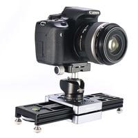 Ulanzi SL 260 Camera Slider Mini Rail Track System Video Slider for Canon Sony Nikon Panasonic DSLR Camera Smart Phone ARRI